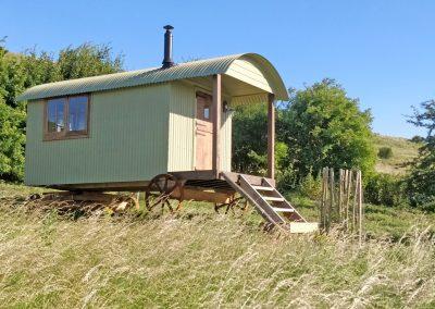 Arundel shepherd hut