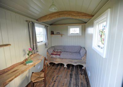 Baby shepherd hut 5