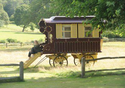 Burton wagon