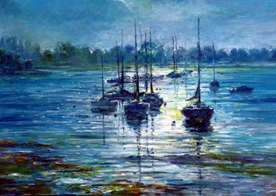 Chichester harbour moonlightjpg