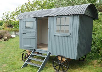 Hayling hut Roundhill 9