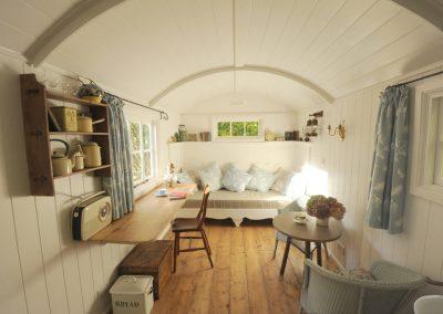 Rachel's hut