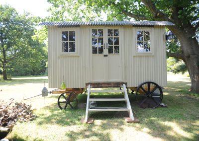 Rosie hut