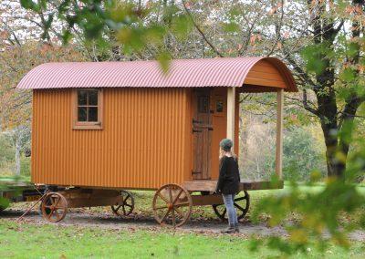 Roundhill Shepherd Huts 12