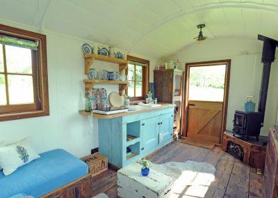 Roundhill Shepherd Huts 15