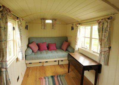 Roundhill Shepherd hut