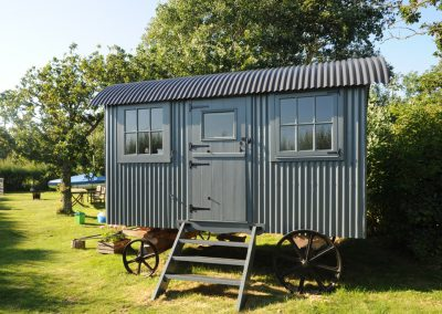 Roundhill shepherd hut Hayling Island a