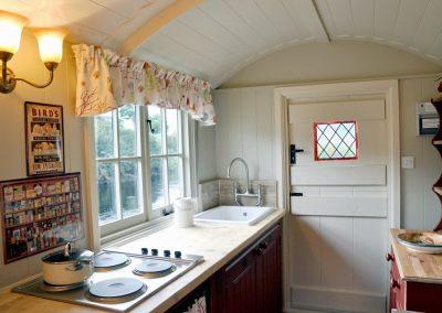 Scottish Hut interior 3