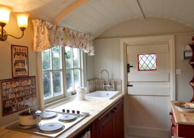 Scottish-Hut-interior