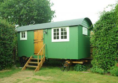 Wittering garden hut